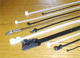 Cable Ties and Fasteners