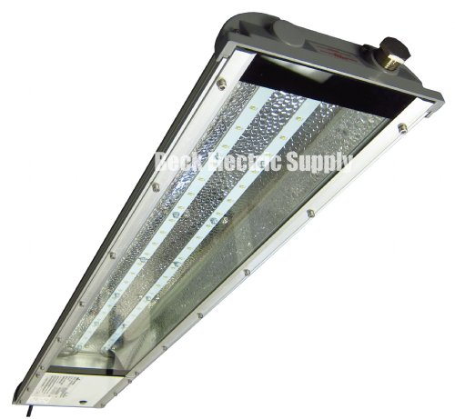 LINEAR LED FIXTURE 56 WATTS 100V-277V AC HAZARDOUS DUTY RATED LL48-60W-765 (COOPER CROUSE-HINDS)  sc 1 st  Beck Electric Supply & LINEAR LED FIXTURE 56 WATTS 100V-277V AC HAZARDOUS DUTY RATED LL48 ...