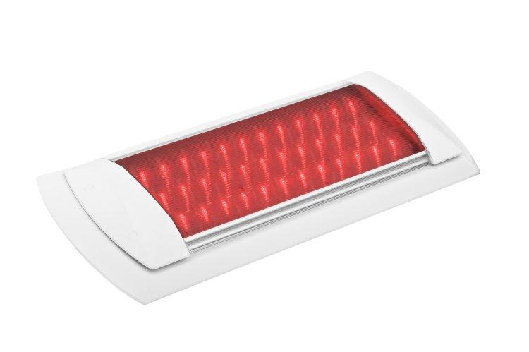 OCEANUS LED UTILITY LIGHT 18W 85V-265V AC 3900K NATURAL WHITE/RED LED CIRCUIT FROSTED LENS E-LED ...  sc 1 st  Beck Electric Supply & LED UTILITY LIGHT 18W 85V-265V AC 3900K NATURAL WHITE/RED LED ... azcodes.com
