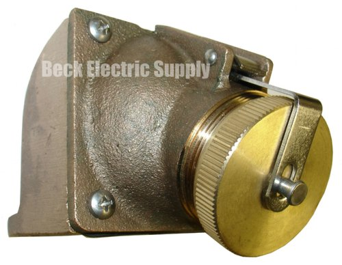LCN 402079H3 4020-79H US3 Brass Plated H Rod and Shoe