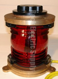 All Round Light Red 360 Degree 3nm Perko 1170re0plb