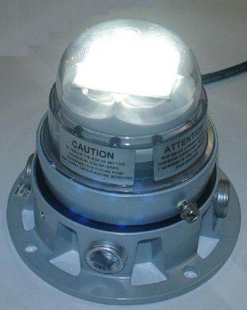 Led Fixture 8w Hazardous Dialight Rto 2w07 005